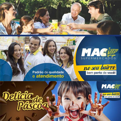 Mac Supermercados Nova Serrana MG